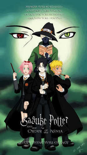 naruto harry potter