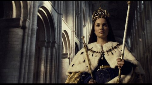 Anne Boleyn 壁紙 titled natalie portman