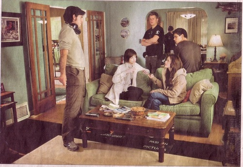 on the set on new moon