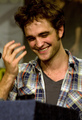 robert pattinson HQ comic con =) - twilight-series photo