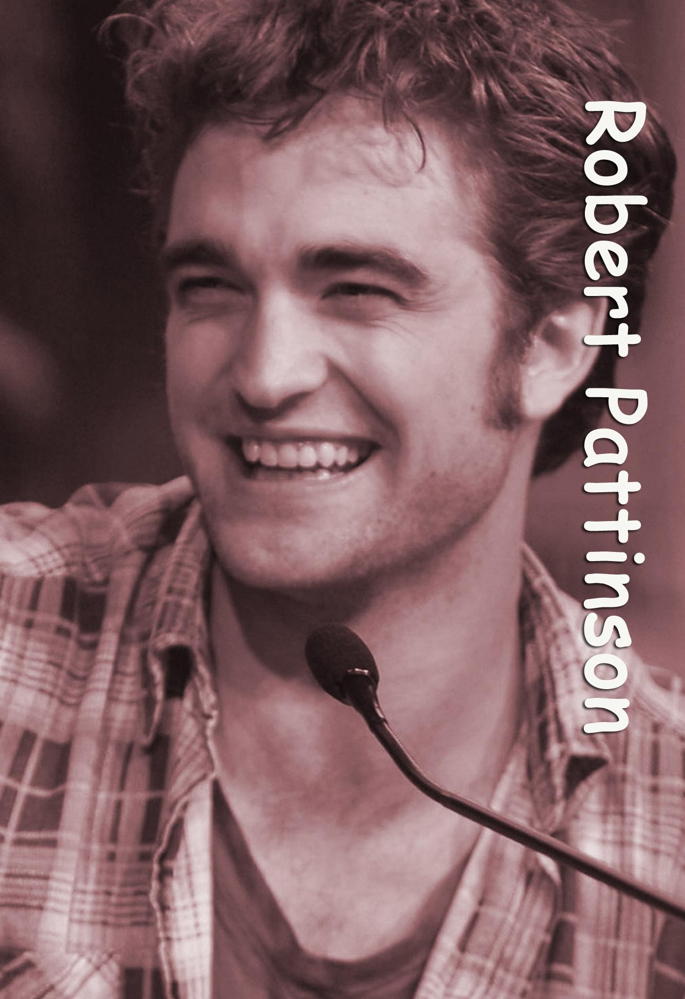 robert pattinson - i was boring so i made this =)