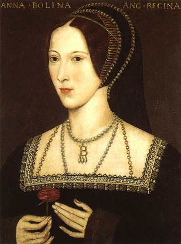Anne Boleyn 壁紙 titled the real anne boleyn