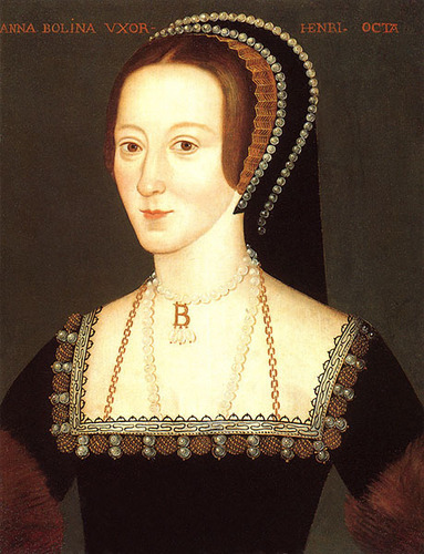 the real anne boleyn