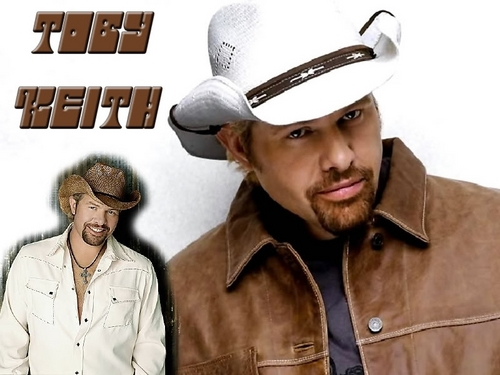 Toby Keith fond d'écran with a fedora and a boater titled toby keith