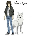 wolfs rian - anime-wolves photo