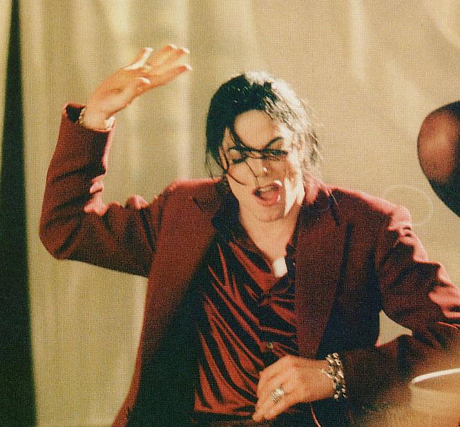 """Blood On The Dance Floor"" Set"