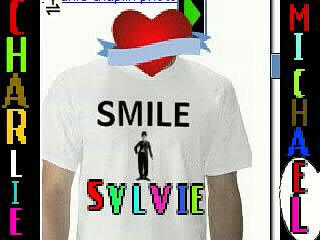 *Sylvie Always Keep Smile* :-D