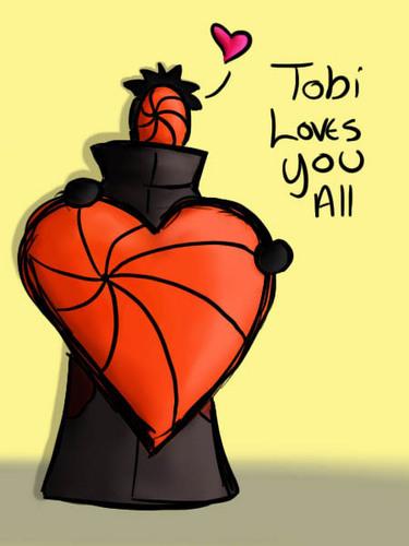 Tobi - lovees all !!!