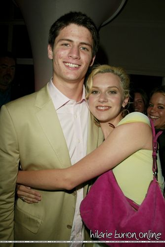05.18.04: The WB Network's Upfront All étoile, star Party <3
