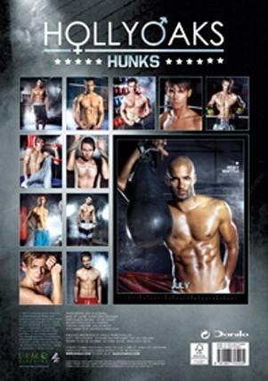 2010 Calendar : Hunks