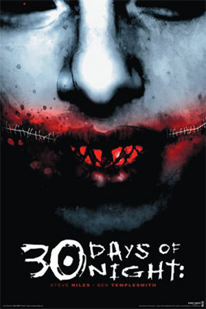 30 Days of night Alternate movie Poster