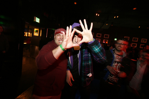 3OH!3 At the Roxy *HQ*