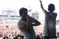 3OH!3 On Warped Tour