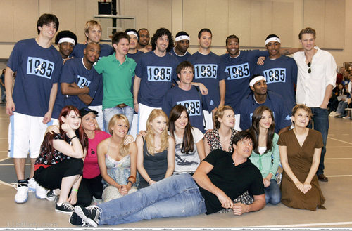4th Annual James Lafferty Basket Ball Game (Mar. 24. 2007) <3