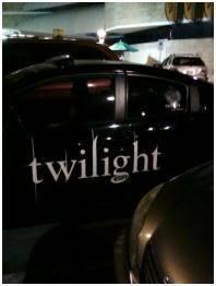 A Car... Huh...