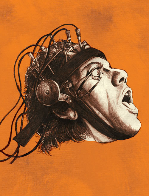 A Clockwork Orange Art