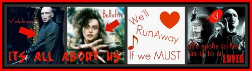 A Picture I made about Bellatrix & Voldemort <3 x