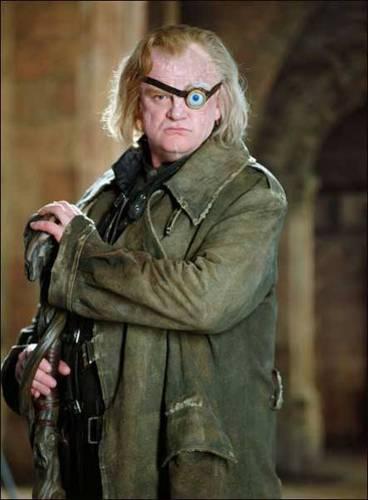 Alastor Moody - DADA Professor