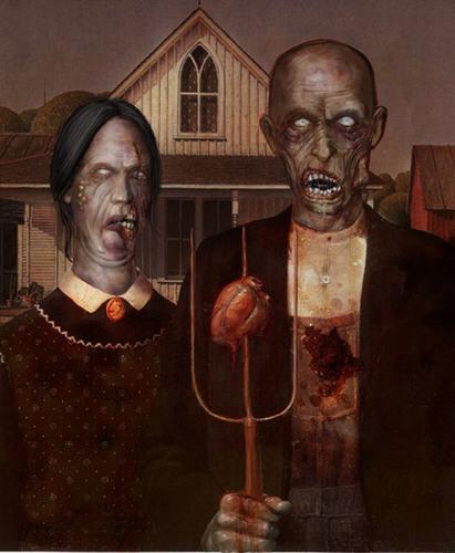 American Zombie 哥特式