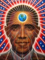 Anatomy of a World Leader - barack-obama fan art