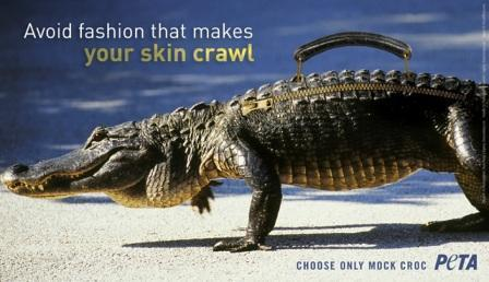 animales are not ours to wear