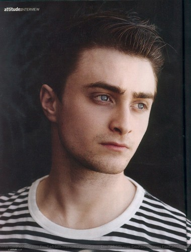Harry potter images attitude magazine daniel radcliffe hd harry potter wallpaper containing a portrait entitled attitude magazine daniel radcliffe urtaz Choice Image