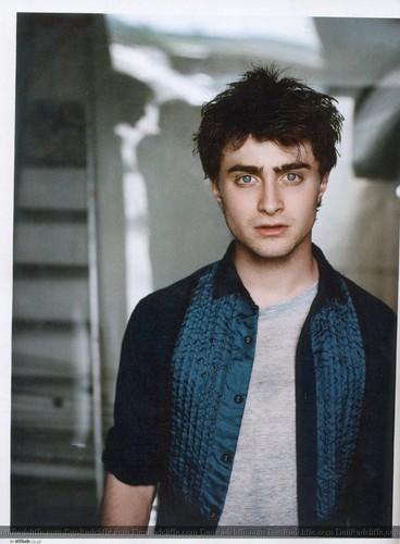 Attitude Magazine Daniel Radcliffe