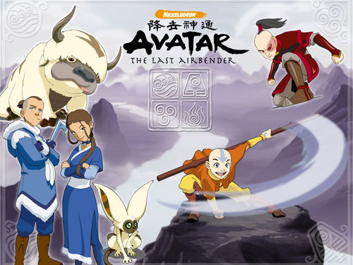 Avatar: The Last Airbender wallpaper titled Avatar gang desktop