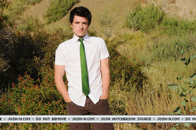 Barry King Photoshoot - josh-hutcherson photo