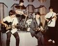Beatles Ed Sullivan Show rehearsal