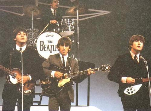 Beatles Performing