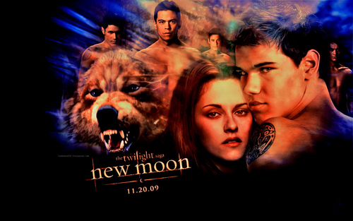 Bella & Jacob New Moon