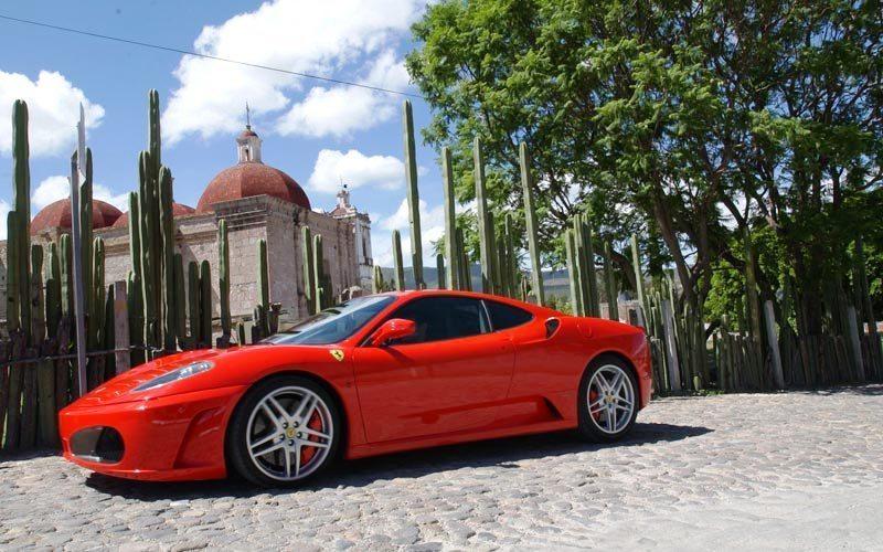 "The Cullen Cars images Bella's Red Ferrari F430 ""After Car"