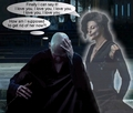 Bellatrix and Voldemort - bellatrix-and-lord-voldemort photo