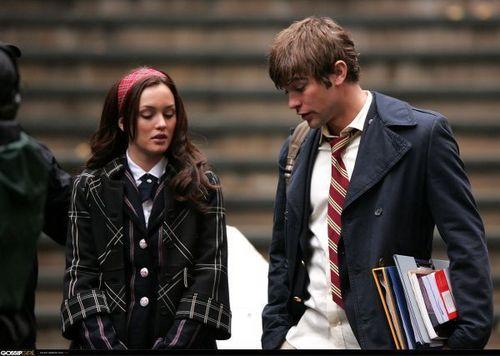 Blair in season 1