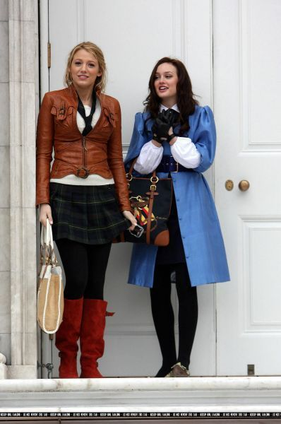 Blair in season 1 - Blair Waldorf Photo (7377313) - Fanpop