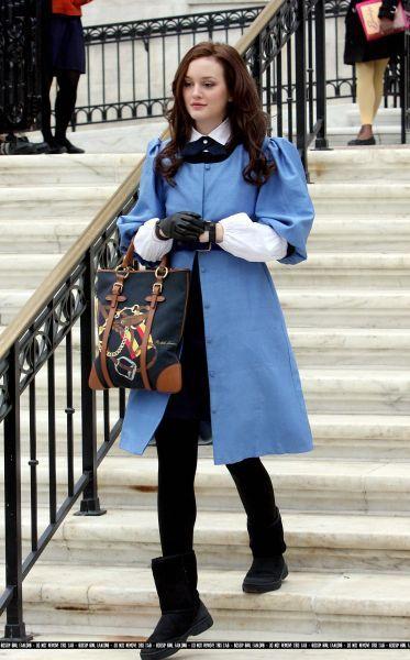 Blair Waldorf Fashion images Blair's style season 3 HD ...   Blair Waldorf Style Season 1