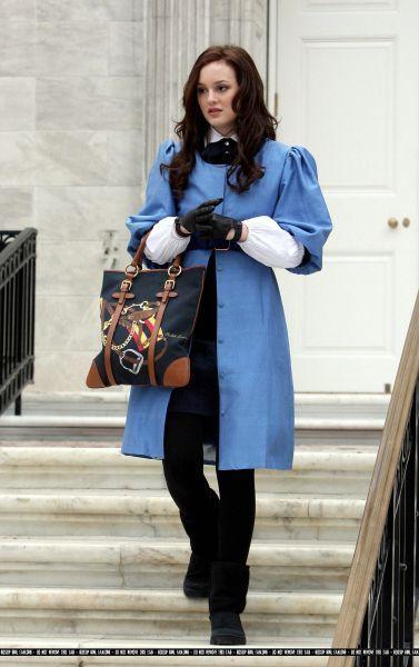 Jolie Petite Fille: Blair Waldorf Season 1 Episode 16   Blair Waldorf Style Season 1