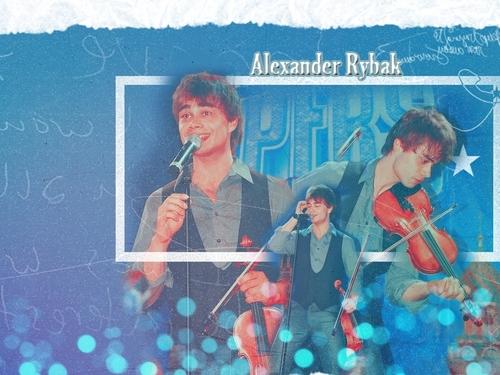 Blend ft. Alex Rybak no.2