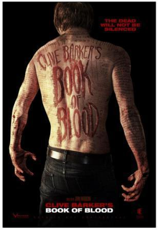 libri of Blood Movie Poster