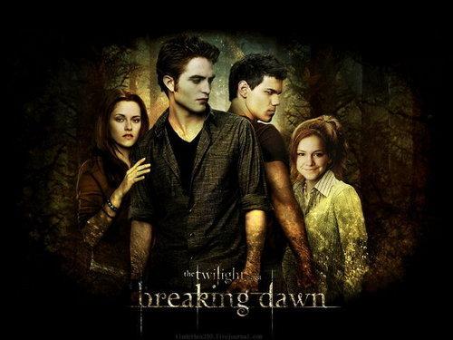 Breaking Dawn Family