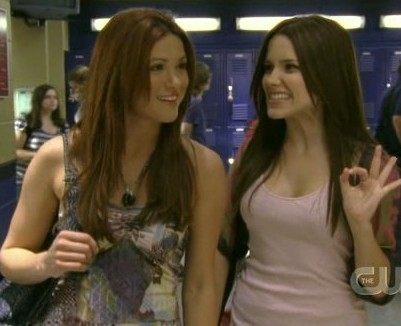 Brooke and Rachel
