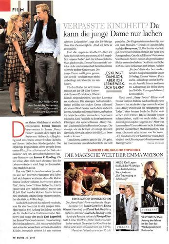 Bunte July 09 Mag Scan