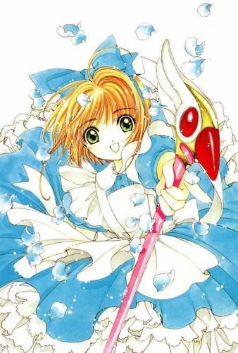 Cardcaptor Sakura wallpaper probably containing anime entitled CCS!