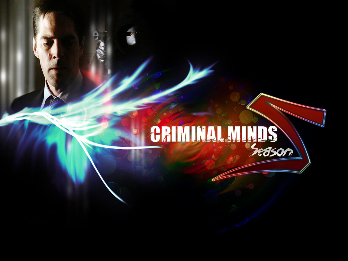 CRIMINAL MINDS five season wallpaper