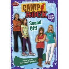 Camp Rock segundo Sessions