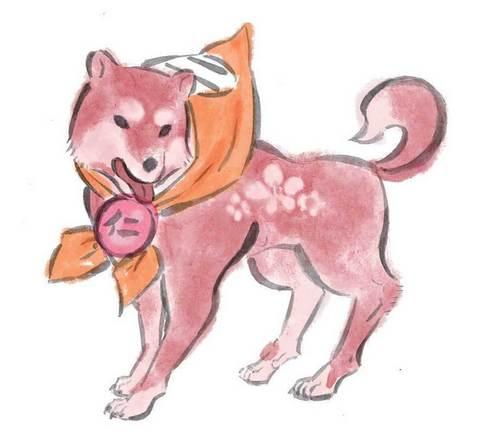 Canine Warrior Ume