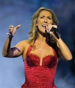 Celine Dion wallpaper probably containing a bustier called Celine <3