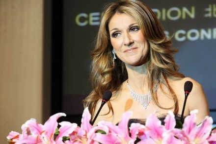 Celine Dion wallpaper possibly containing a portrait entitled Celine <3