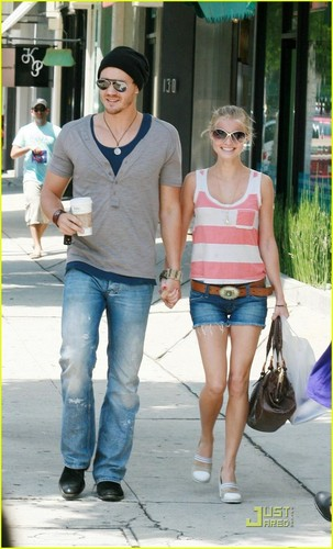 Chad Michael Murray & Kenzie Dalton: Shady Pair